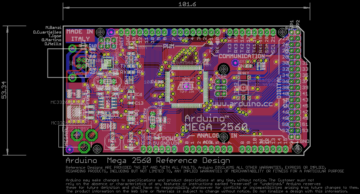arduino due pcb layout pdf