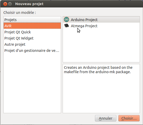 Arduino 1 0 and Atmel templates for Qt Creator 2 4 1 and Ubuntu