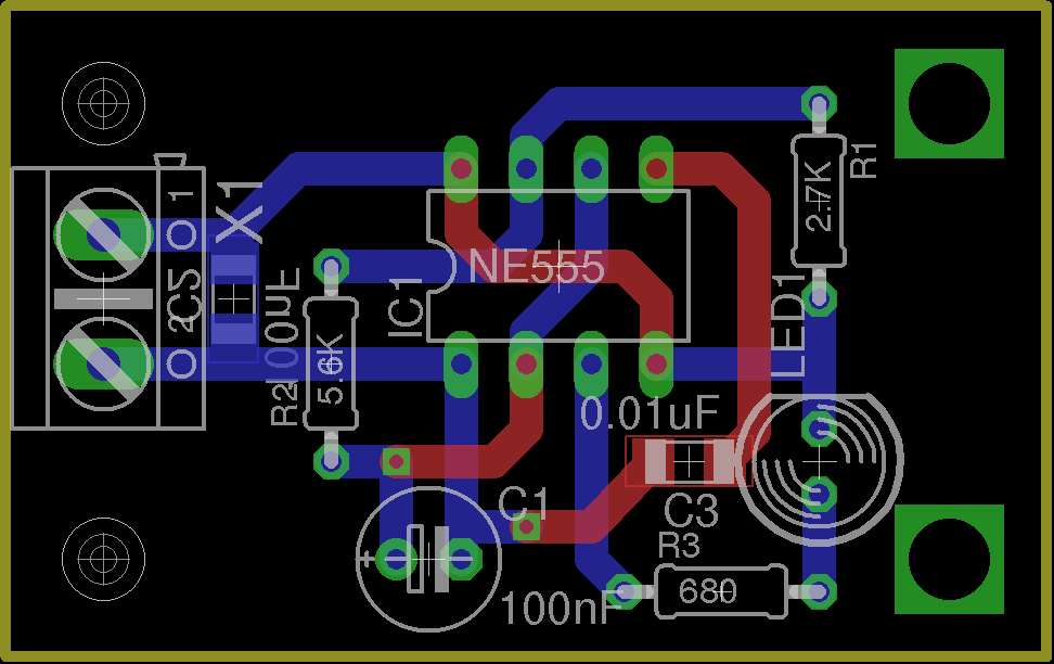 Enchanting Eagle Cad Pcb Image Collection - Electrical Wiring ...